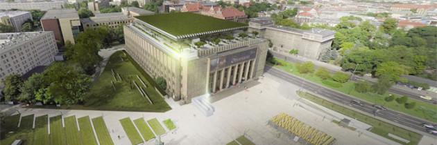 Konkurs na przebudowę gmachu Muzeum Narodowego w Krakowie