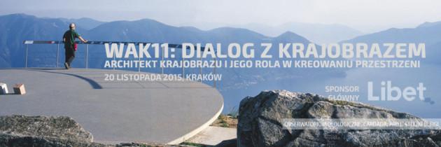 "Konferencja SAK ""Dialog z krajobrazem"""