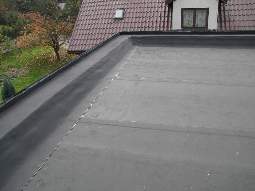 Antykorzenna hydroizolacja na dach zielony EPDM Resitrix SKW