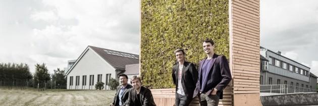 Zwycięzca Smogathon 2016 The CityTree – plany instalacji w Krakowie
