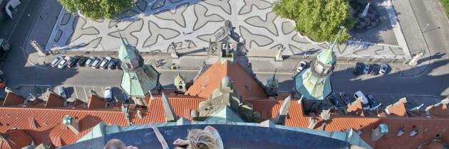 """Relacja Warszawskie Rozmowy Architektoniczne """"Revital Total – Nowe, stare miasta"""""""