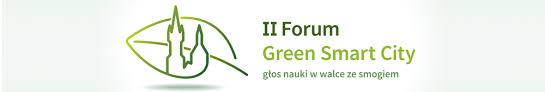 II Forum Green Smart City – Głos nauki w walce ze smogiem