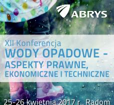 Konferencja Wody opadowe – aspekty prawne, ekonomiczne i techniczne