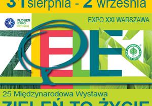 Konferencja Mocno Zielone Miasto podczas Zieleń to Życie