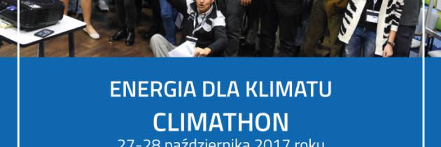 Climathon 2017, Kraków 27.10
