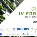 19-20 listopada IV Forum Green Smart City – głos nauki w walce ze smogiem, Uniwersytet Rolniczy Kraków