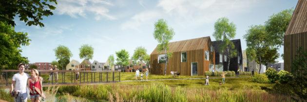 Zrównoważone budownictwo – Zielone Jaworzno – dzielnica XXI wieku