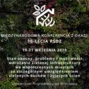 Już we wrześniu na konferencji z okazji 10-lecia PSDZ: o proekologicznej polityce uwzględniającej zielone dachy w Czechach
