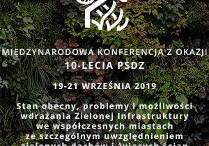 Tylko do 13.09.19 rejestracja na konferencję