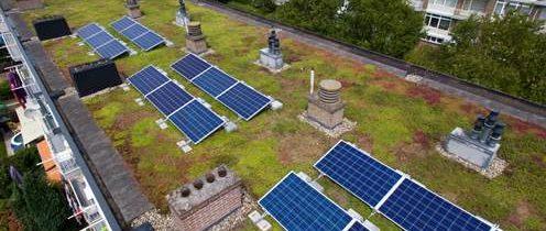 """Pilotaż nowego programu rządowego """"Słoneczne Dachy"""" – dofinansowanie fotowoltaiki dla spółdzielni i wspólnot mieszkaniowych"""