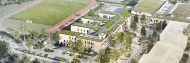 Mareckie Centrum Edukacyjno-Rekreacyjne – ekologiczny obiekt użyteczności publicznej