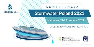 Weź udział w StormWater Poland 2021 największej w Polsce konferencji dotyczącej wód opadowych