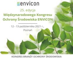25. edycja Międzynarodowego Kongresu Ochrony Środowiska ENVICON